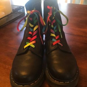 Dr. Martens Shoes - Like new Doc Marten boots